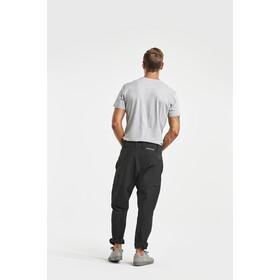 DIDRIKSONS Sverre Spodnie Mężczyźni, black